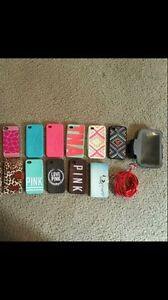 iPhone 4/4s cases and 6ft charger