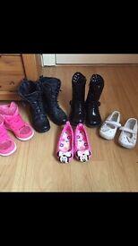Size 6 footwear