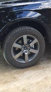 F150 tires/wheels