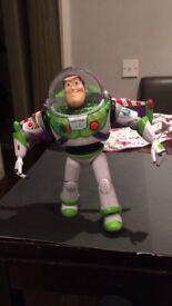 Talking Buzz Lightyear 12 inch