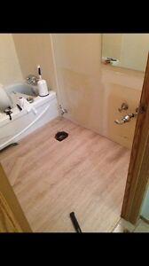 Hardwood, laminated, engineers, vinyl flooring installing  Strathcona County Edmonton Area image 3