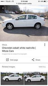 Chevy cobalt 08 sedan