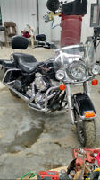 2010 Harley road king