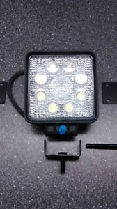 LED HIGH INTENSITY WORK LIGHTS & OFF RD LIGHTS 30.00 & UP