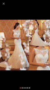 Wow!! Robe de mariée neuves ❤️