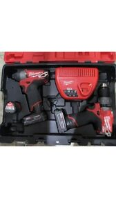 Milwaukee fuel m12  2597-22