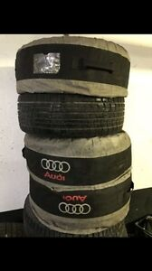 Assurance All-Season Tires with Rims Size P225/55R17