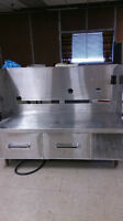 5 FT REFRIGERATED EQUIPMENT BASE/STAND