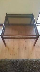Square Coffee Table with Glass top Duncraig Joondalup Area Preview