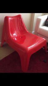 IKEA PS VÅGÖ, Easy chair, outdoor/indoor, (Excellent Condition!)