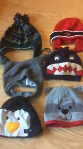 Sold PPU Boys Toques Lot of 6