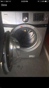 Kenmore elite Samsung front loader washer machine
