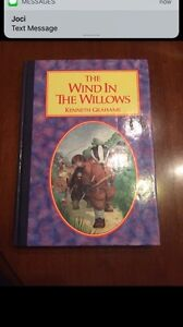 The Wind in the Willows by Kenneth Grahame. Hardcover c. 1987