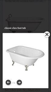 Wanted Claw foot tub