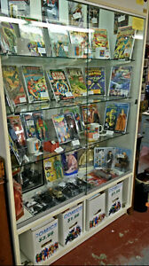 Comic Books and more at The Barn!! Peterborough Peterborough Area image 1