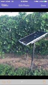Solar panel trickle charger 65$ each OBO