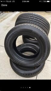 Newer set of tires (4)