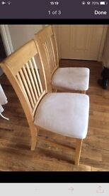 Dining Chair x 3
