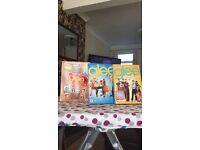 Glee DVD box sets