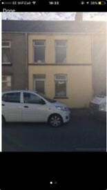 2 bedroom house available for rent In Brynmawr