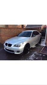 BMW 520D M sport M5 spec