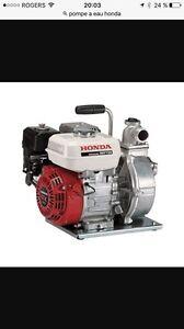 Pompe à eau Honda