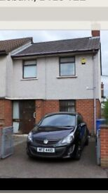 2bed extended house to let in lisburn / moira / magheralin / dunmurry an surrounding areas