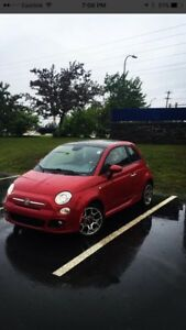 Price reduced! NEED GONE! 2013 Fiat 500 Sport.