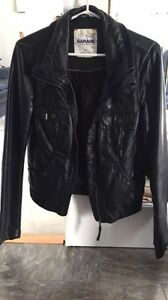 Garage Leather Jacket