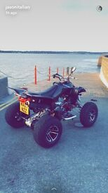 Reduced suzuki ltz400 quad