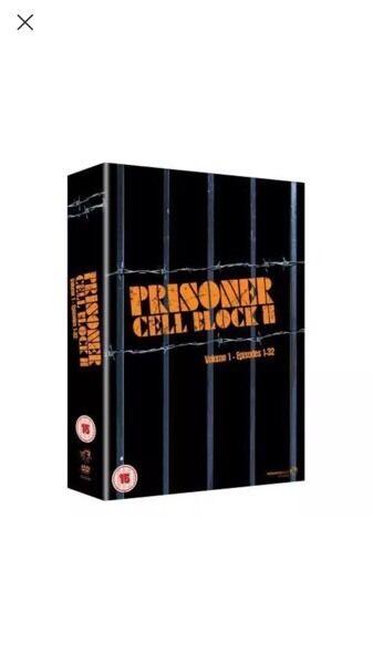 Prisoner Cell Block H Series 1