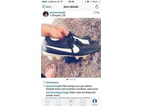 Nike acc tiempo football boots
