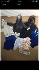3-6 months clothes bundle