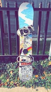 snowboard and bindings for sale  London Ontario image 1