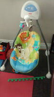 Mint Condition Fisher Price Jungle Swing $80 obo