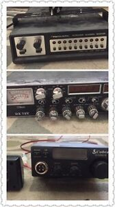 For Sale-  Two CB Radios and Scanner WORKING