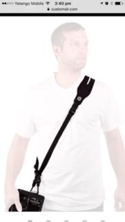 !!NEW!! Custom SLR - Strap System (STRAPS ONLY!)