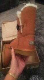 Chestnut Ugg Boots Brand New in Box all sizes
