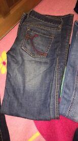 FCUK jeans 10