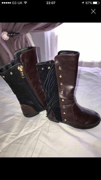 Infant river island boots