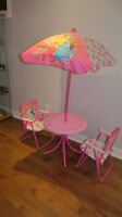 table de princesse disney