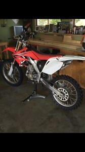 2008 Honda CRF250R