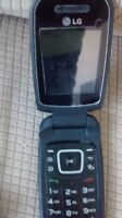 jg flip cell phone bought new march 28/2014 only used for emerge