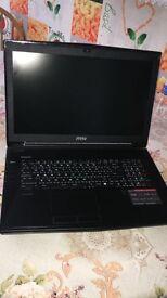 Msi Dominator Gt72 2QD Laptop