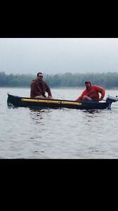 Canoe, York River Wide Body!  Flat back. PRICE DROP!