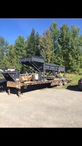 Gold trommel FOR SALE!,  gold claim, placer claims, excavator