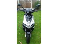 2016 direct bike / zn50 50cc like new scooter moped only done 22 miles