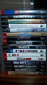 PS3 package deal London Ontario image 3