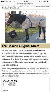 Baker sheet