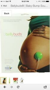 Belly buds - new, never used